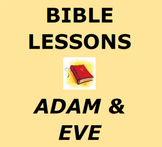 ADAM AND EVE: Bible Lessons for Kids/ Genesis 1: 26 - 31