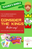 Consider the Kings BUNDLE: All Kings, Their Prophets, & BONUS