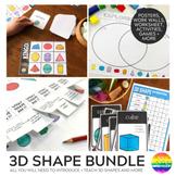 BIG 3D Shape BUNDLE