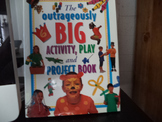 BIG ACTIVITY  PLAY  PROJECT  BOOK   ISBN 1-84038-123-X