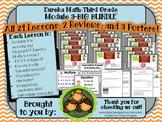 BIG BUNDLE Module 3 Eureka Math Third Grade