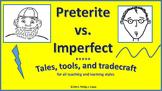 BIG BUNDLE: Preterite vs. Imperfect Unit