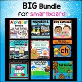 BIG Bundle of Smart Board Activities (Smart Notebook Softw