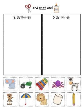 BIG Bundle of Sorts!  {Phonemic Awareness Sorting Series, Sets 1-8)