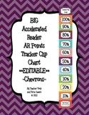 Accelerated Reader (AR) Points Club Clip Chart - BIG - EDI