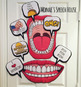 BIG MOUTH POSTER Speech Therapy speech room decor