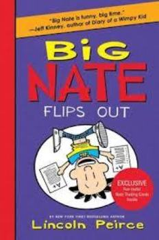 BIG NATE Flips Out Activities for Divergent Thinking