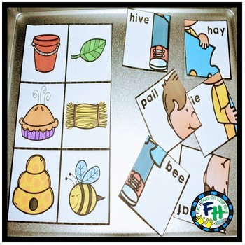 BIG Phonics Activity Centers Bundle