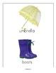 250 Large Photo Flashcards for Teaching Themes Preschool E