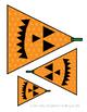 BIG Pumpkin Shape Puzzle