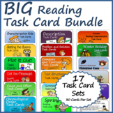 BIG Reading Task Card Bundle
