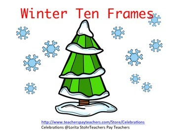 BIG SALE TODAY ONLYWinter Ten Frames