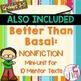BIGGEST & BEST Mentor Sentence Bundle Volume 2 for Grades 3-5- 1 Entire Year!