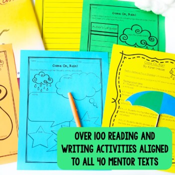 BIGGEST & BEST Yearlong Bundle: JUST THE BASICS for Grades 3-5