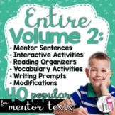 BIGGEST & BEST Yearlong Bundle: Volume 2 for Grades 3-5