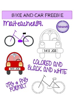 BIKE AND CAR FREEBIE