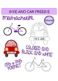 BIKE AND CAR FREEBIE