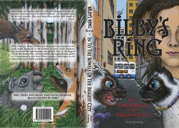 BILBY'S RING Teaching Resource: Biological Science, Geography, English,   ...