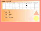 BILINGUAL EngageNY Mathematics Fifth Grade Module 1 Lesson 1