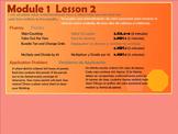 BILINGUAL EngageNY Mathematics Fifth Grade Module 1 Lesson 2