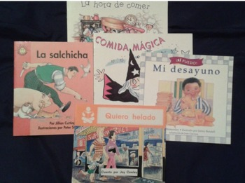 BILINGUAL PICTURE BOOKS CHILDREN'S BOOKS 5