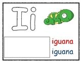 BILINGUAL Play dough alphabet mats