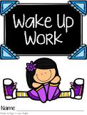 BILINGUAL SET:Standards-based Morning Activity Binder (Reading, Math & Science!)
