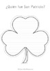BILINGUAL ST. PATRICK´S DAY LITTLE BOOK (ENGLISH AND SPANI