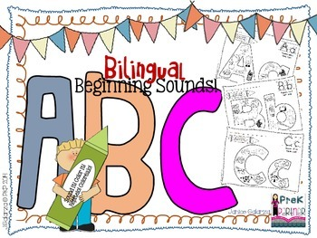 BILINGUAL: Sound it! Color it!