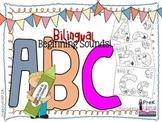 BILINGUAL: Sound it! Color it!