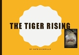 BILINGUAL - Tiger Rising Mini-lessons and Activities