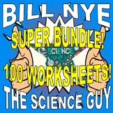 BILL NYE THE SCIENCE GUY - SUPER BUNDLE (WORKSHEETS FOR EVERY EPISODE!)
