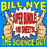 BILL NYE THE SCIENCE GUY - SUPER BUNDLE (WORKSHEETS FOR EV