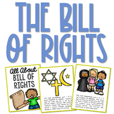 BILL OF RIGHTS POSTERS   Coloring Book Pages   American History Project