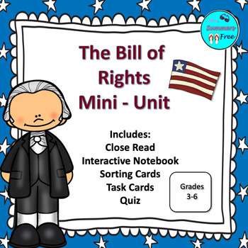 BILL OF RIGHTS MINI-UNIT