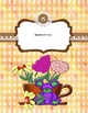 BINDER COVERS EDITABLE / TEACUP TIME
