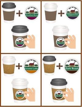BINDER TASK Labeling Coffee