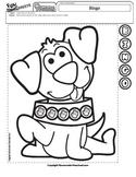 BINGO Song Dog