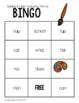 BINGO  1st Grade WONDERS  Spelling & High Frequency Word Unit 1
