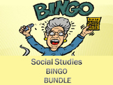 BINGO Bundle! Africa, Middle East and Eastern Asia