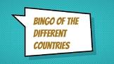 BINGO COUNTRIES