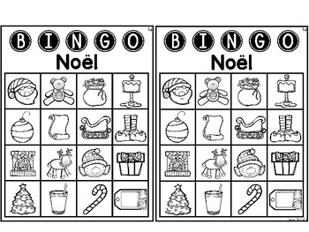 BINGO-Christmas FR