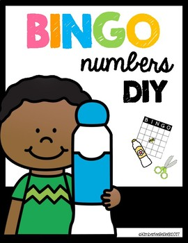 BINGO DIY Numbers