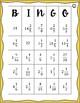 BINGO - Dividing Fractions