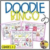 BINGO: Doodle Bingo (Grades 1-2)