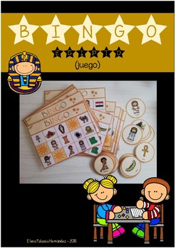 BINGO Egipto (juego) / Egypt Lottery-Bingo (game)