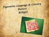 BINGO- Figurative Language & Literary Devices