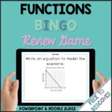 Functions Review Game | Distance Learning