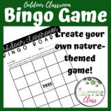 BINGO Game | Outdoor Classroom Activities