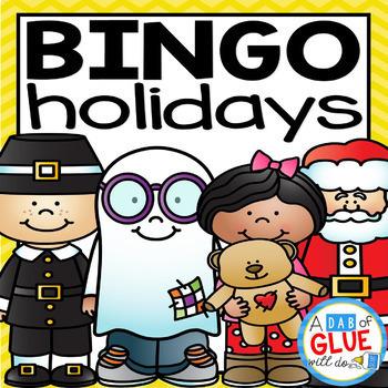 Holiday BINGO Bundle